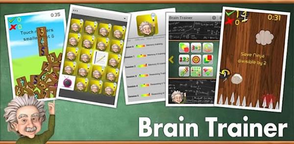 5 Juegos tipo Brain Training que harán trabajar tu cabeza