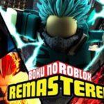 Roblox Boku No Roblox: Códigos remasterizados (octubre de 2020)