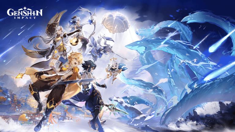 Genshin Impact llegará a Epic Games Store el 9 de junio