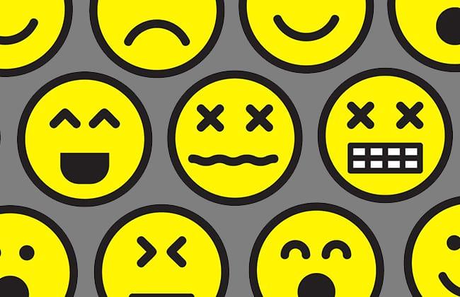 Emoticonos en el teclado