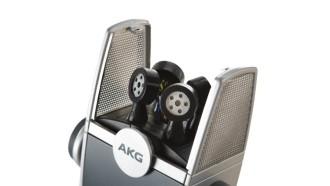 Dentro del micrófono AKG Lyra.  Fuente: soundtech