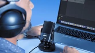 Micrófono Rotar NT-USB.  Fuente: ejecutar