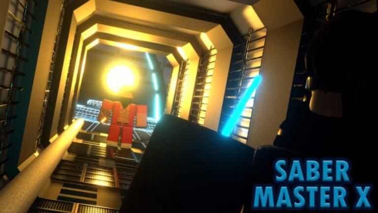 Códigos Roblox Sabre Master X (septiembre de 2021)