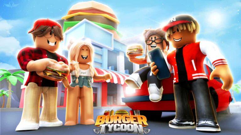 Códigos de Roblox Burger Tycoon (septiembre de 2021)