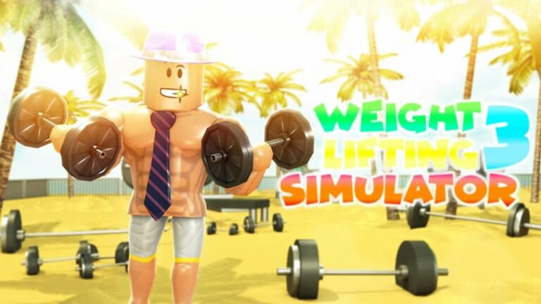 Códigos de Roblox Weight Lifting Simulator 3 (septiembre de 2021)