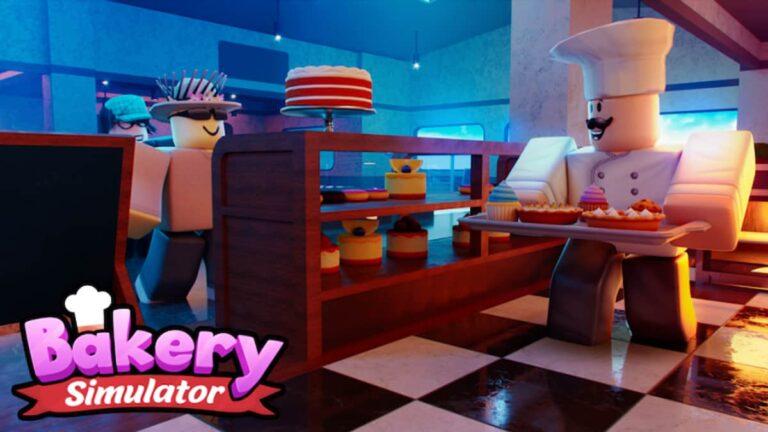 Códigos del simulador de panadería de Roblox (septiembre de 2021)