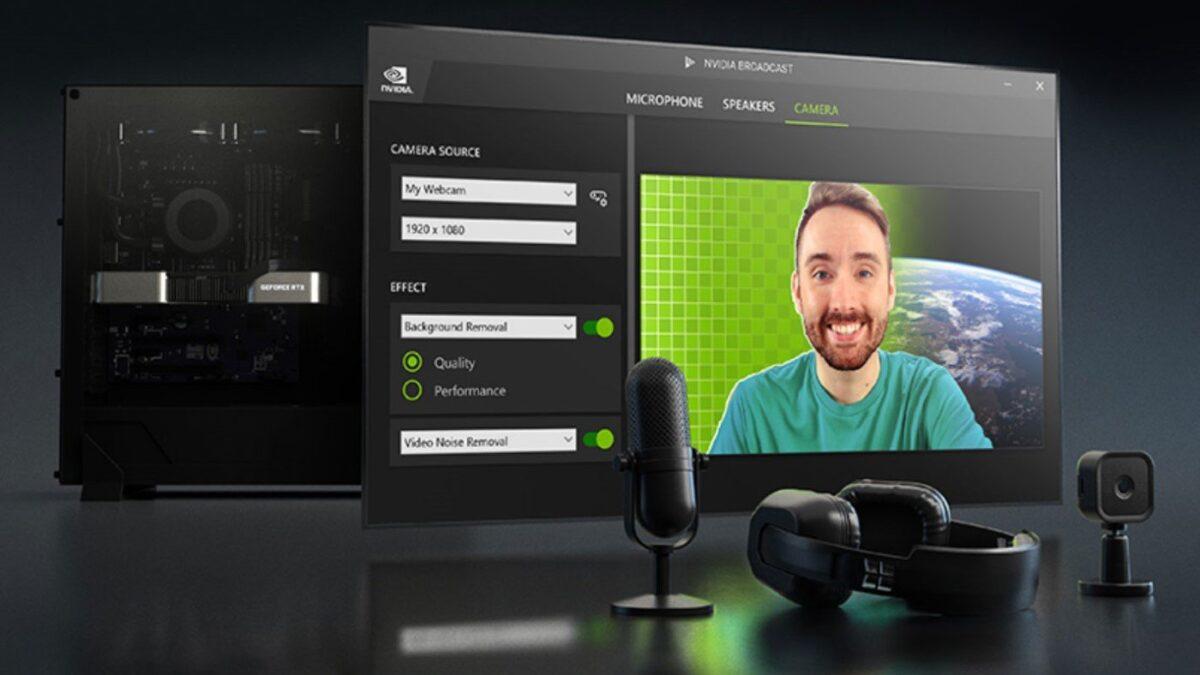 RTX Broadcast de NVIDIA ahora es compatible con cámaras DSLR y sin espejo