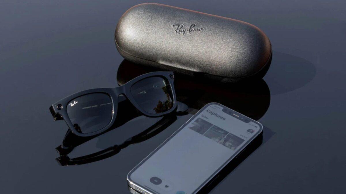 Ray-Ban Stories, las gafas inteligentes creadas en asociación con Facebook