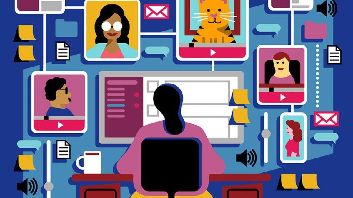 Slack recibe mensajes de video, incluida la pantalla compartida