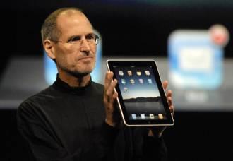 iPad 2010 - Steve Jobs - Foto: Divulgación