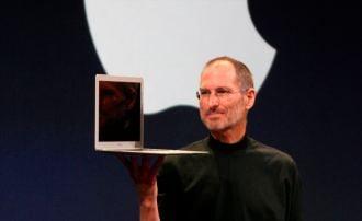 Macbook Air - Steve Jobs 2008 - Foto: Divulgación